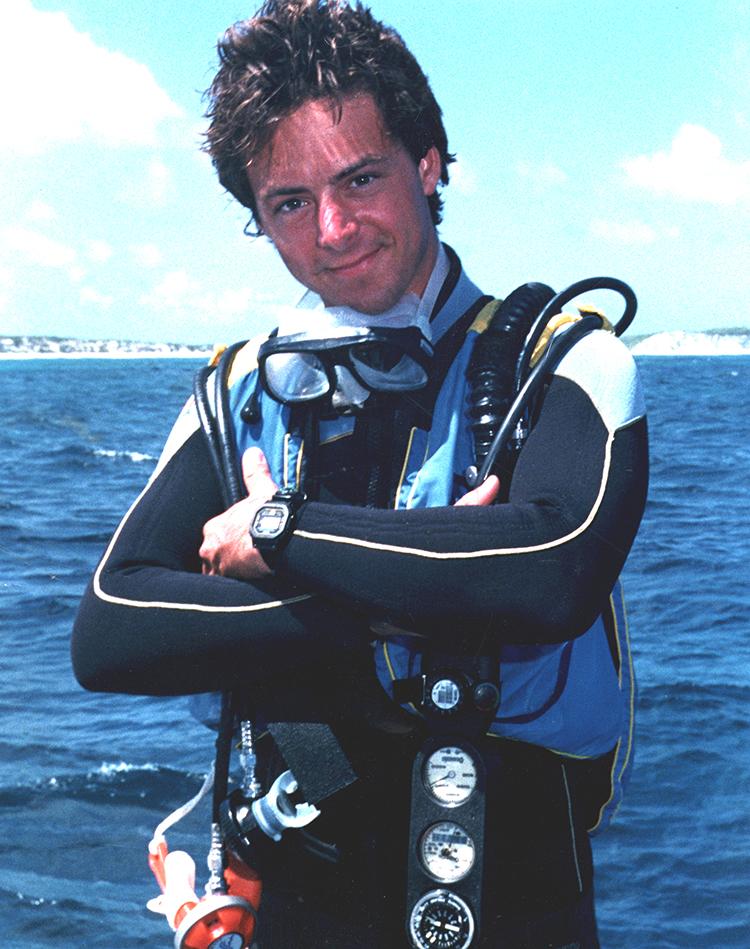 Patxi Diver